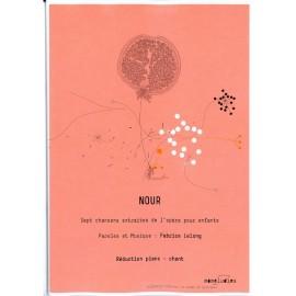 Nour, version chant - piano