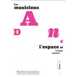 Les musiciens dans l'espace et le temps scolaires