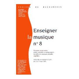 Enseigner la musique n°8