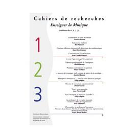 Enseigner la musique n° 1, 2, 3